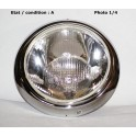 Headlight European Code CIBIE 3670010