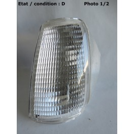 Left front light indicator HELLA 0152624