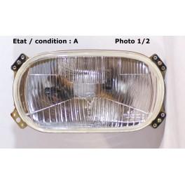 Left headlight Européen Code SEV MARCHAL 67406292
