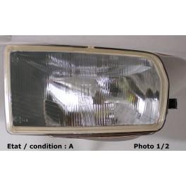 Left headlight European code CIBIE 480099