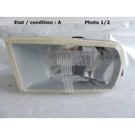 Left headlight H4 CIBIE 480225