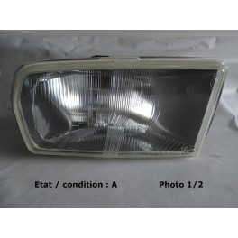 Right headlight European code CIBIE 480100