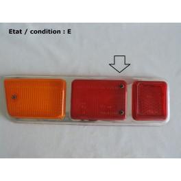 Cabochon feu arrière gauche PK LMP 3699