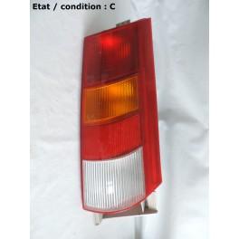 Right taillight lens SCINTEX 297202