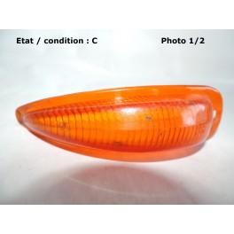 Right front light indicator lens HELLA K2701