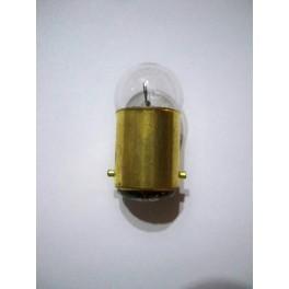 Lampe graisseur 6V 6W BA15d
