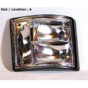Right taillight lens LEART 17.712.000