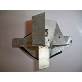 Bracket for right front light indicator VIGNAL LYON 3204046