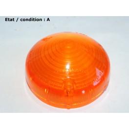 Cabochon feu clignotant LUCAS L691 orange