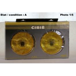 Kit phares anti-brouillard complet Iode 45 CIBIE Profil