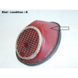 Cabochon feu arrière droit SEIMA (TPV 372)