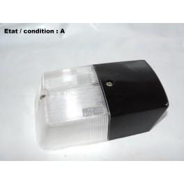 Licence plate and reversing light lens SEIMA 40300