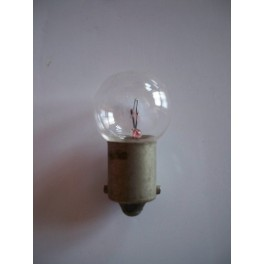 "Bulb ""dashboard"" or ""side light"" 6V 2W BA9s"