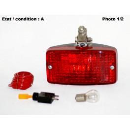 Complete rear fog light kit FER 003807