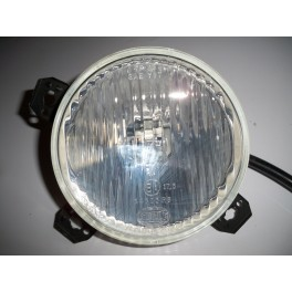 Left headlight H3 HELLA 1F3 135323-01