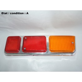 Right taillight lens SEIMA 623