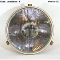 Headlight H4 SEV MARCHAL 61242703 (with lamp shade)