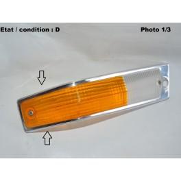 Right front light indicator lens SEIMA 419D