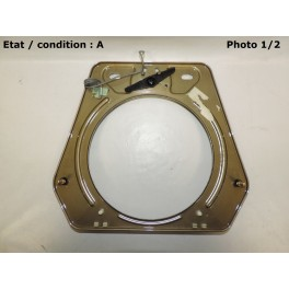 Bracket for squared headlight CIBIE ou SEV MARCHAL